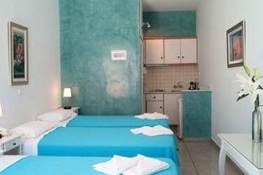 Hotel Villa Rose: Bagno Superior SANTORINI