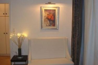 Hotel Villa Rose: Bar SANTORINI