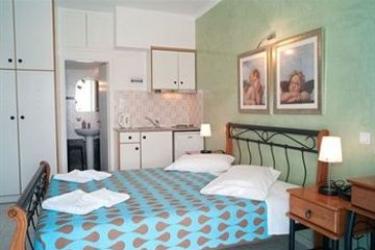 Hotel Villa Rose: Camera Budget SANTORINI
