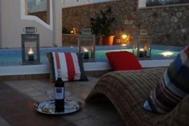 Hotel Villa Rose: Camera Executive SANTORINI
