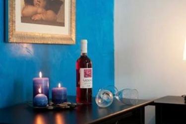 Hotel Villa Rose: Camera Junior Suite SANTORINI