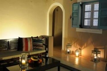 Hotel Villa Rose: Camera Singola Club SANTORINI