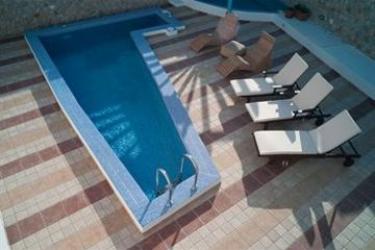 Hotel Villa Rose: Centro Benessere SANTORINI