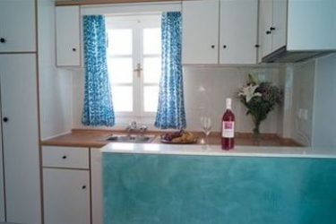 Hotel Villa Rose: Lounge Bar SANTORINI