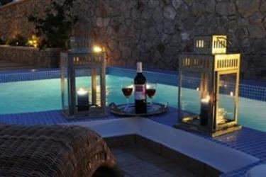 Hotel Villa Rose: Particolare della Camera SANTORINI