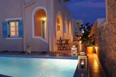 Hotel Villa Rose: Ristorante SANTORINI