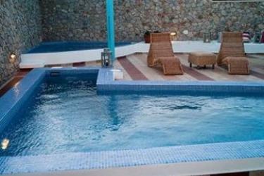 Hotel Villa Rose: Villette SANTORINI