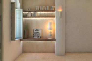 Hotel Dome Resort Santorini: Apartament Diana SANTORINI