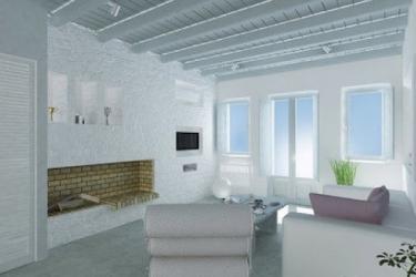 Hotel Dome Resort Santorini: Apartement Minerva SANTORINI