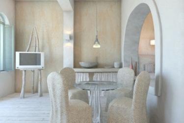 Hotel Dome Resort Santorini: Appartement Sirene SANTORINI