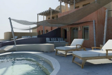 Hotel Dome Resort Santorini: Ballroom SANTORINI