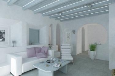 Hotel Dome Resort Santorini: Restaurant Exterior SANTORINI