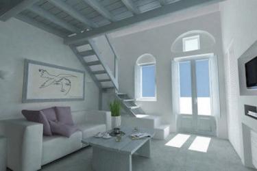 Hotel Dome Resort Santorini: Room - Guest SANTORINI
