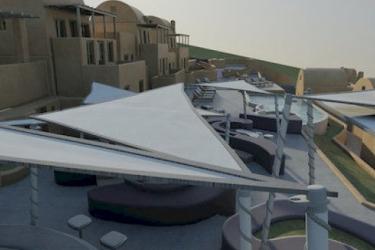 Hotel Dome Resort Santorini: Soccer Field SANTORINI