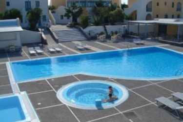 Hotel El Greco Palace & Spa: Swimming Pool SANTORINI