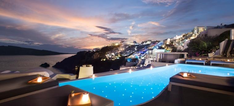 Hotel Katikies: Swimming Pool SANTORINI