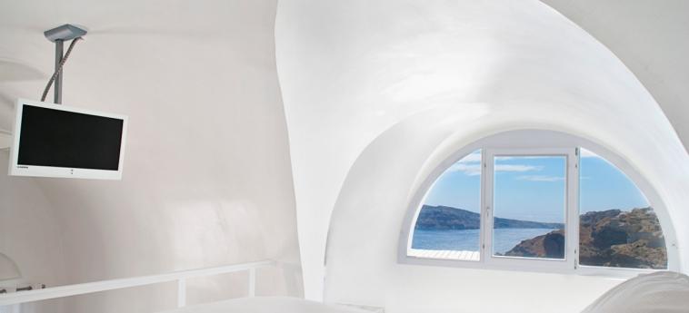 Hotel Katikies: Chambre Suite SANTORINI