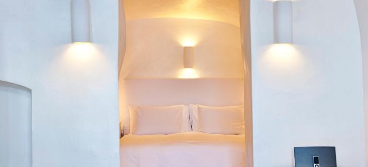 Hotel Katikies: Chambre Supérieure SANTORINI