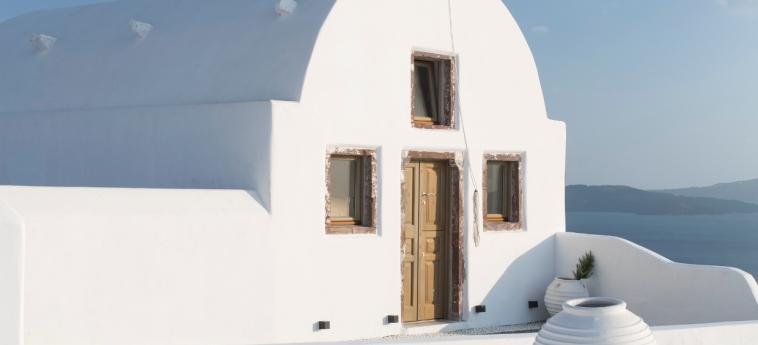 Hotel Katikies: Kapelle SANTORINI