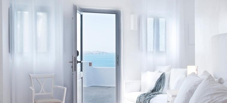 Hotel Katikies: Zimmer Junior Suite SANTORINI