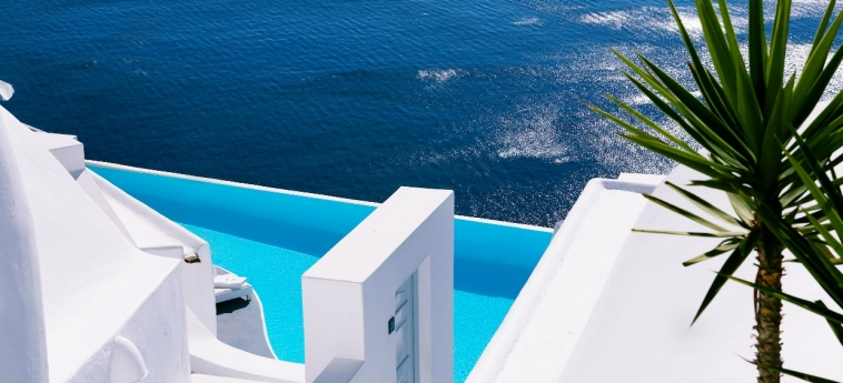 Hotel Katikies: Sea SANTORINI
