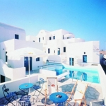 Oia Sunset Apartments