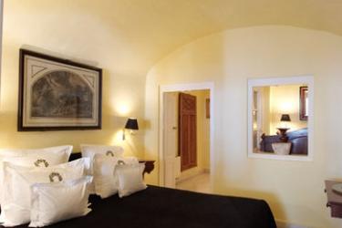 Hotel The Tsitouras Collection: Bedroom SANTORINI