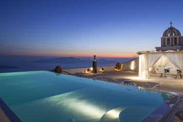 Hotel The Tsitouras Collection: Outdoor Swimmingpool SANTORINI
