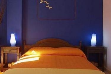 Hotel Acqua Vatos: Chambre junior Suite  SANTORINI