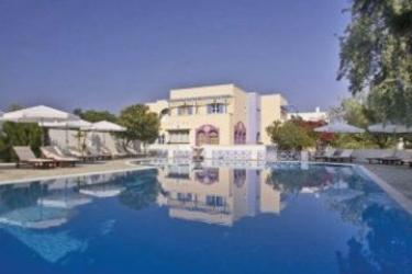 Hotel Acqua Vatos: Piscine Découverte SANTORINI