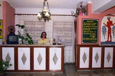 Hotel Villa Odyssey: Lobby SANTORINI