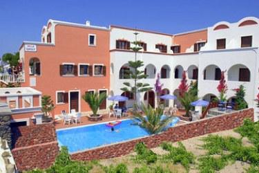 Hotel Villa Odyssey: Außen SANTORINI