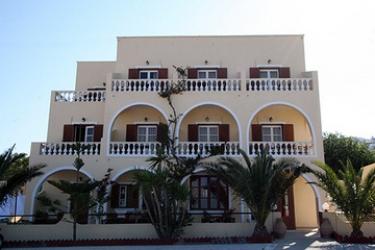 Hotel Villa Romantic: Außen SANTORINI