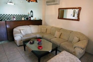 Hotel Villa Romantic: Lobby SANTORINI