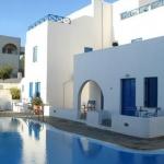 Hotel Nissos Thira