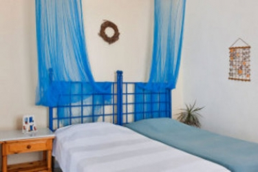 Afrodete Hotel: Camera Matrimoniale/Doppia SANTORINI