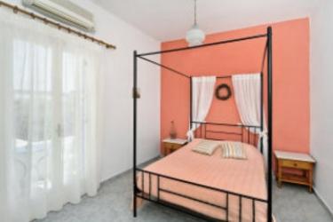 Afrodete Hotel: Particolare della Camera SANTORINI