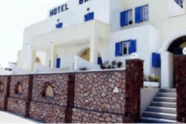 Babis Hotel: Exterior SANTORINI