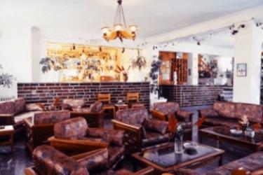 Babis Hotel: Lobby SANTORINI