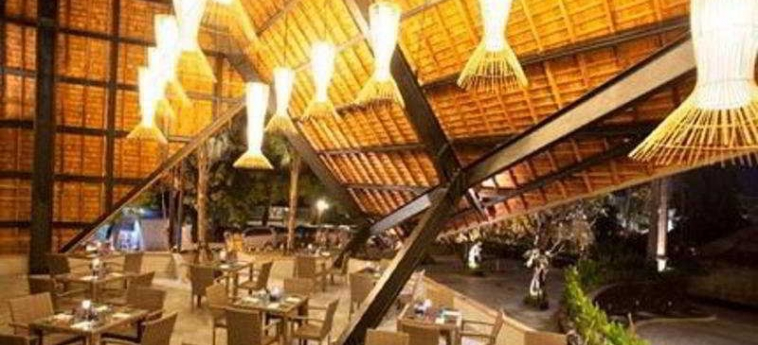 Oasis Lagoon Hotel Sanur: Restaurante SANUR BEACH