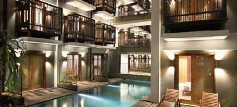 Oasis Lagoon Hotel Sanur: Extérieur SANUR BEACH
