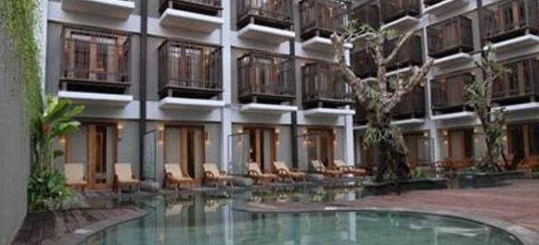 Oasis Lagoon Hotel Sanur: Exterieur SANUR BEACH