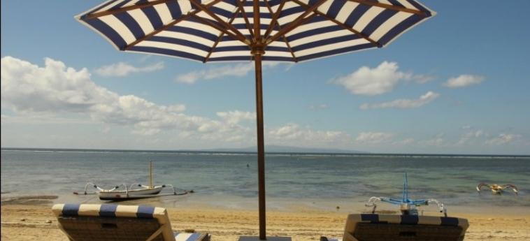 Oasis Lagoon Hotel Sanur: Plage SANUR BEACH