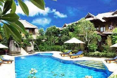 Hotel Sriphala Resort & Villa: Extérieur SANUR BEACH
