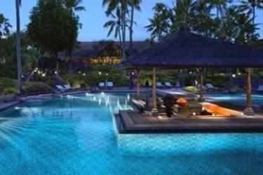Hotel Bali Hyatt (Ocean View Room): Swimming Pool SANUR BEACH