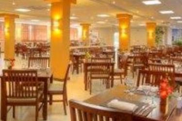 Bristol Portal Do Iguacu Hotel: Restaurant SAO JOSE DOS PINHAIS