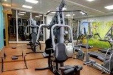 Bristol Portal Do Iguacu Hotel: Gym SAO JOSE DOS PINHAIS