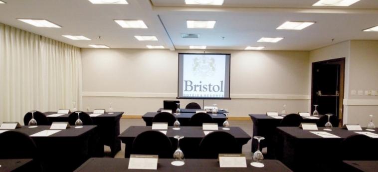Bristol International Airport Hotel: Camera Matrimoniale Club SAO PAOLO - GUARULHOS