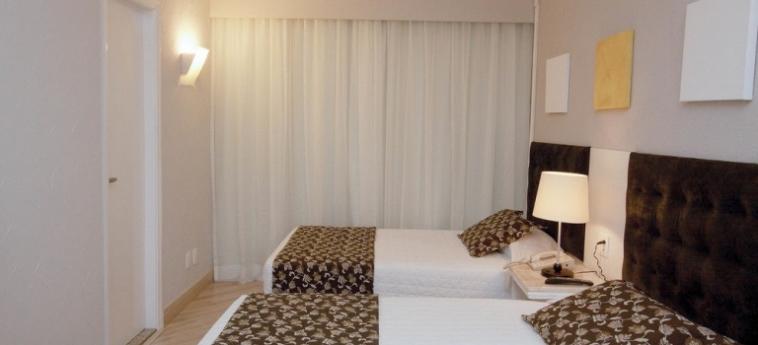 Bristol International Airport Hotel: Camera Matrimoniale/Doppia SAO PAOLO - GUARULHOS