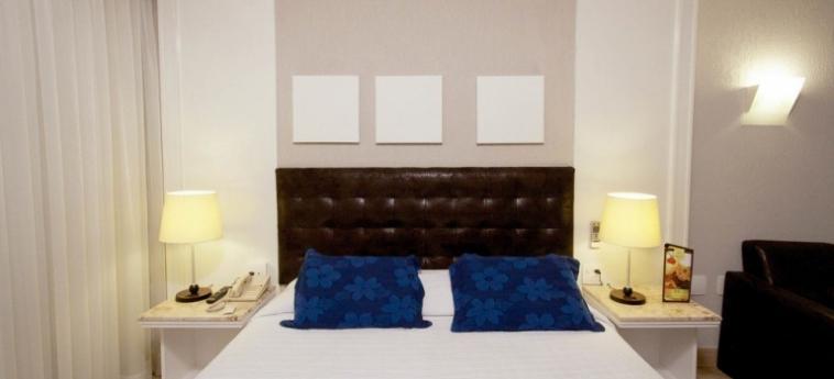 Bristol International Airport Hotel: Camera Suite SAO PAOLO - GUARULHOS